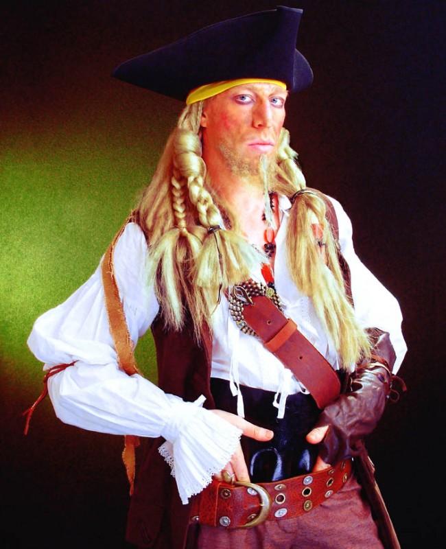 Ottaviano Blitch interpreta Captain Hook