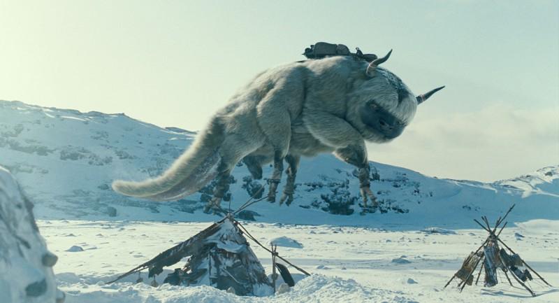 Una creatura straordinaria del film The Last Airbender