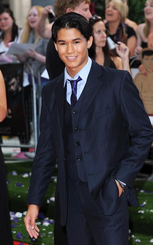 Una foto di BooBoo Stewart alla premiere Londinese di Eclipse, 2010