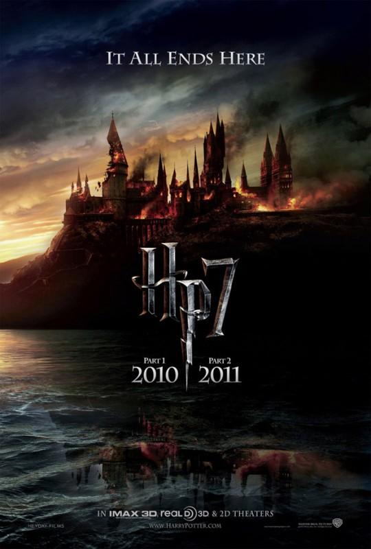 Teaser poster di Harry Potter e i doni della morte - Part 2