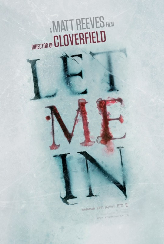 Nuovo poster di Let Me In