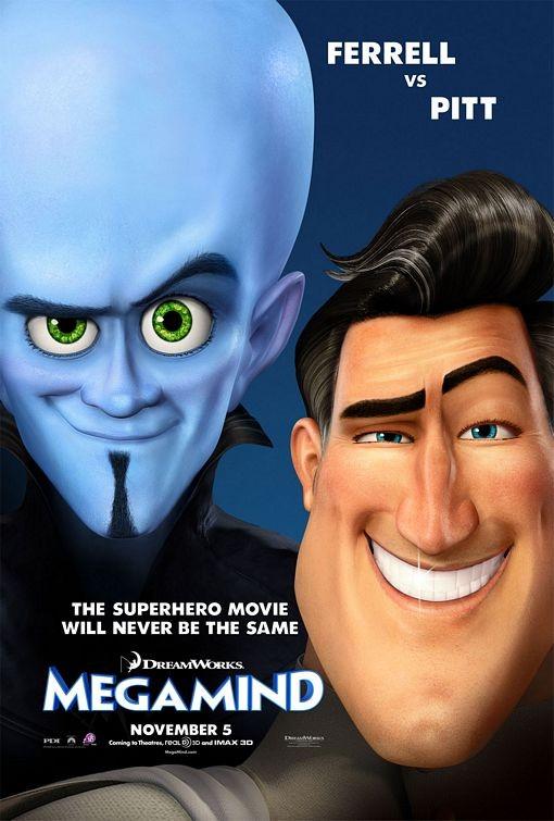 Nuovo poster per Megamind