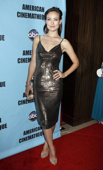Olivia Wilde all'American Cineteque