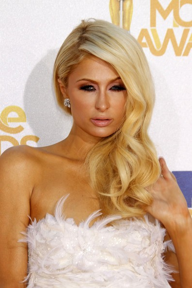 Paris Hilton ai MTV ovier Awards 2010