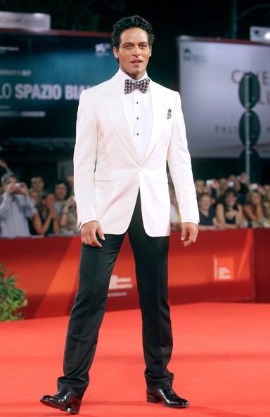 Venezia 2009: Gabriel Garko alla premiere di The Road