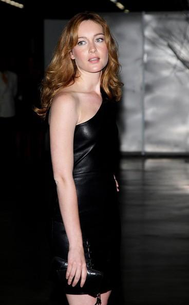 Cristiana Capotondi ad un evento a Milano (2010)