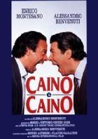La copertina di Caino e Caino (dvd)