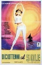 La copertina di Diciottenni al sole (dvd)
