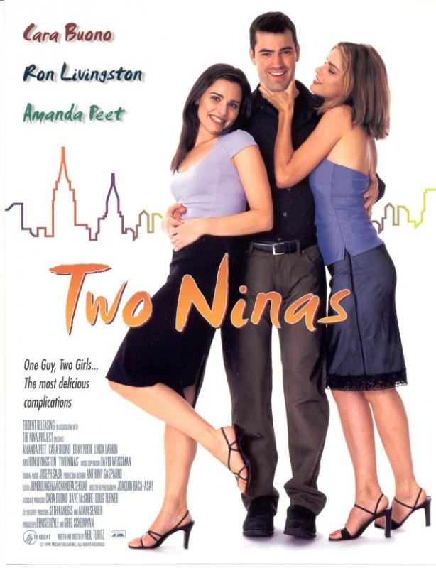 La locandina di Two Ninas