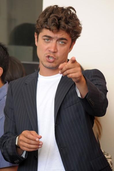 Riccardo Scamarcio a Venezia 2009 per presentare Il Grande Sogno.