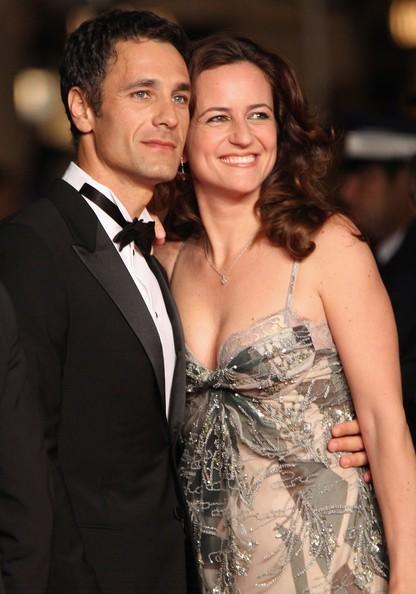 Cannes 2010: Raoul Bova e sua moglie