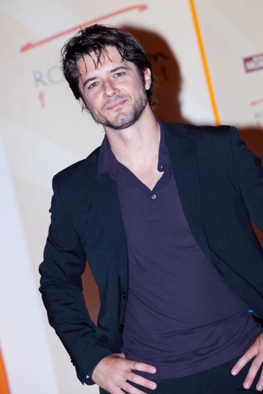 Ettore Bassi presenta Il sorteggio all'edizione 2010 del Roma Fiction Fest