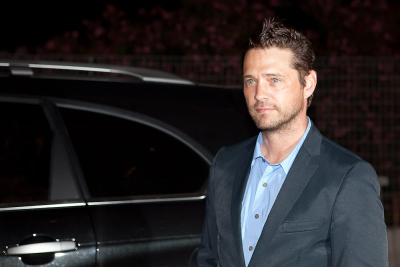 Jason Priestley al Roma Fiction Fest 2010