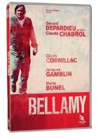 La copertina di Bellamy (dvd)