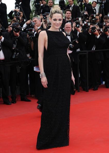 Laura Chiatti a Cannes nel 2010