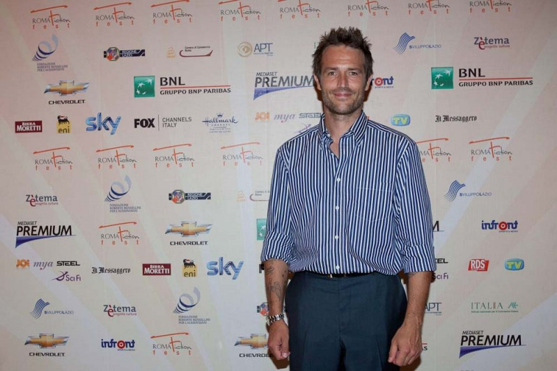 Michael Vartan ospite al Roma Fiction Fest 2010