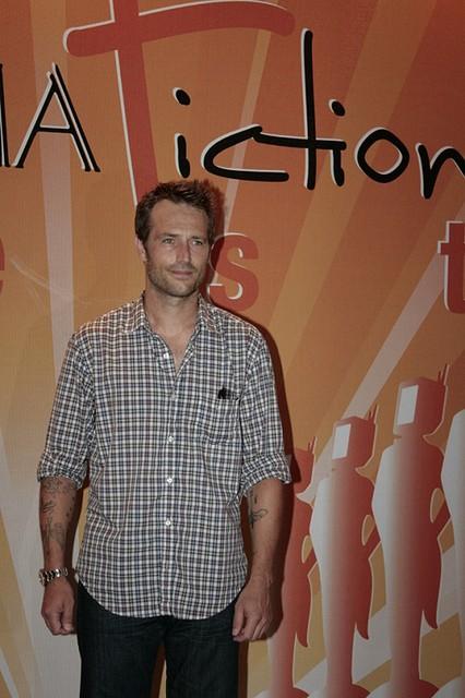 Michael Vartan ospite al Roma Fiction Fest, nel 2010