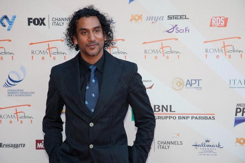 Naveen Andrews ospite al Roma Fiction Fest, nel 2010