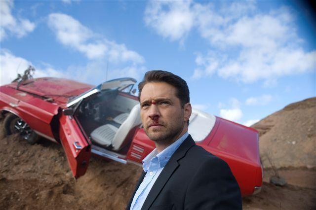 Jason Priestley nella serie Call me Fitz