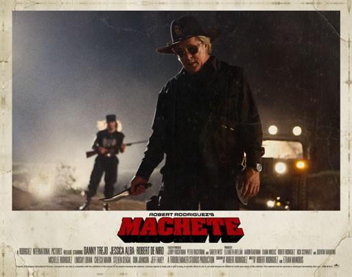 Poster di Don Johnson in Machete