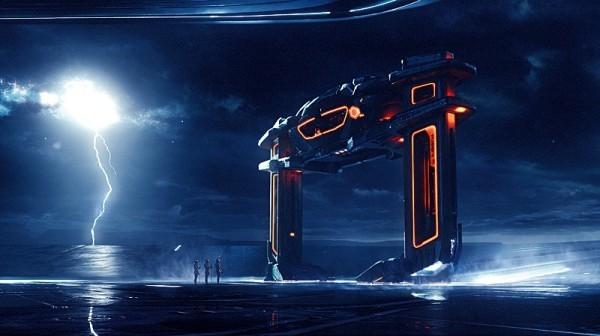 Il suggestivo universo di Tron Legacy