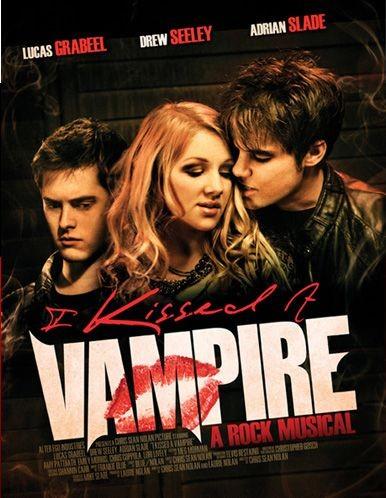 La locandina di I Kissed a Vampire