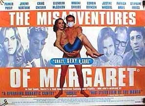 Lobbycard di Le disavventure di Margaret
