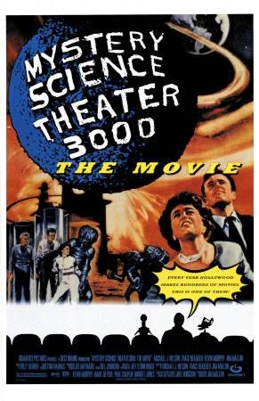 La locandina di Mystery Science Theater 3000: il film