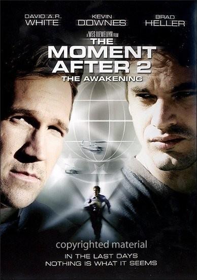 La locandina di The Moment After 2 - Ritorno alla vita