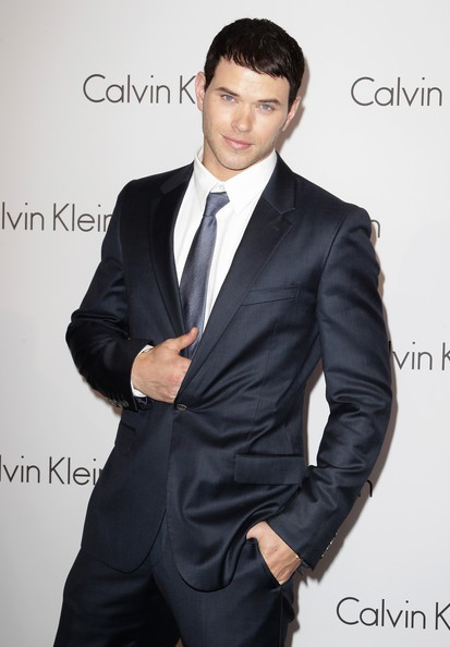 Kellan Lutz al party di CK