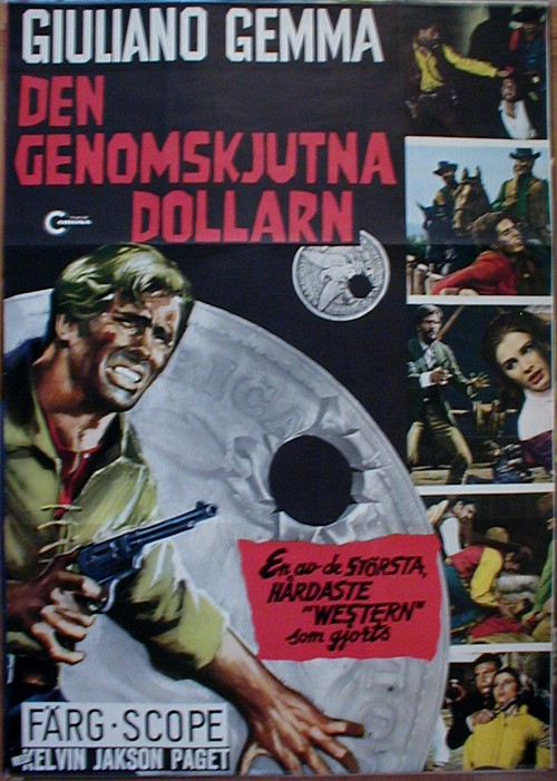 Locandina del film Un dollaro bucato ( 1965 )