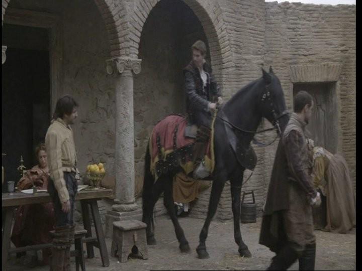 Adriano Braidotti interpreta Alessandro in Preferisco il Paradiso
