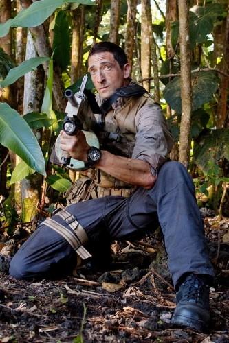 Adrien Brody nel film Predators