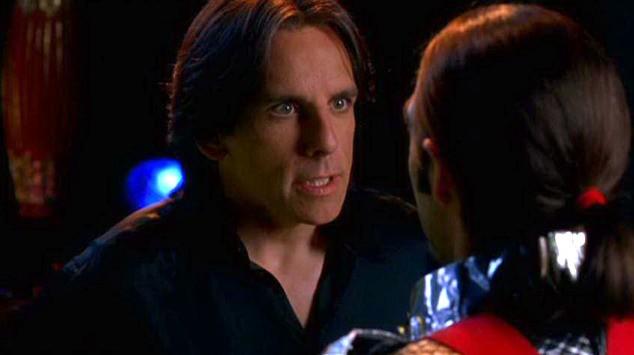 Ben Stiller è Jon Gribble nel film Un microfono per due