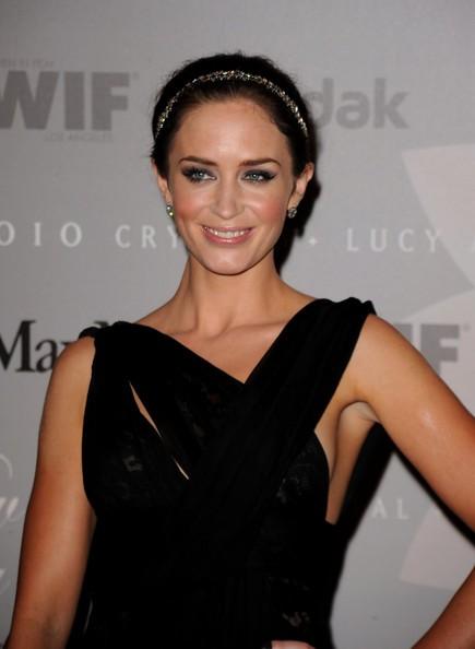 Emily Blunt al Women Film Crystal Lucy Awards