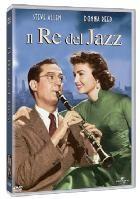 La copertina di Il Re del Jazz (dvd)