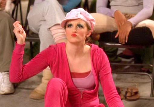 Lucy Spain interpreta Addaperle nel film Un microfono per due