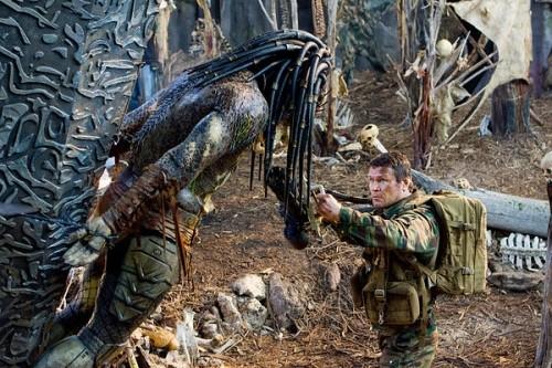Oleg Taktarov in un'immagine di Predators