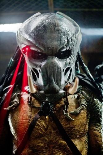 Un'immagine inquietante del film Predators
