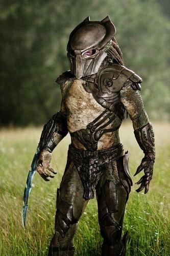 Una delle mostruose creature del film Predators