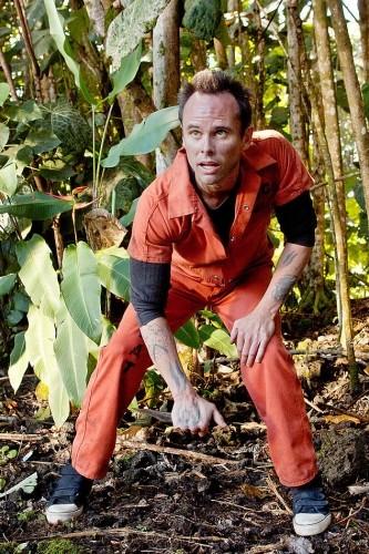 Walton Goggins  in un'immagine del film Predators