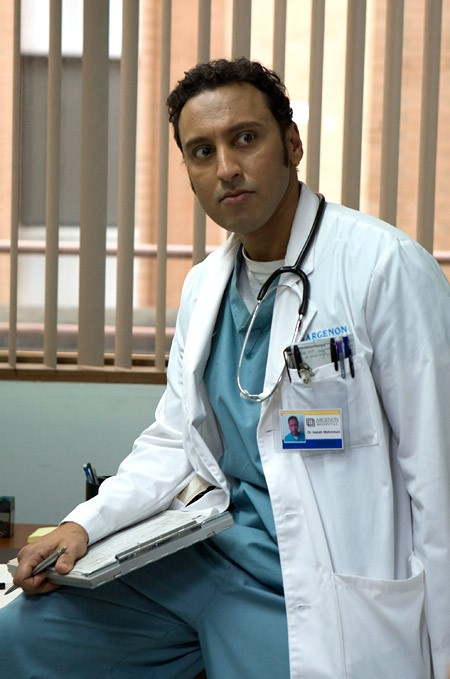 Aasif Mandvi in It's Kind of a Funny Story