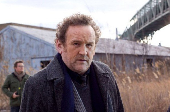 Colm Meaney in una scena di Law Abiding Citizen