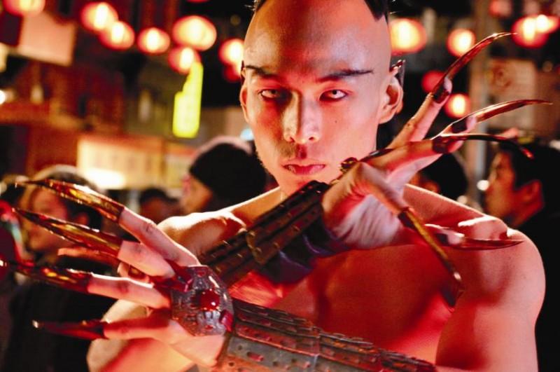 Gregory Woo, trasformato per il film L'apprendista stregone