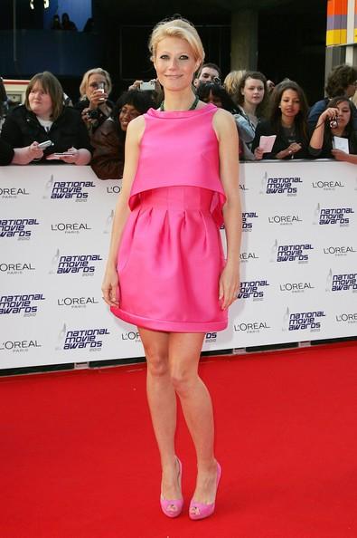 Gwyneth Paltrow ai National Movie Awards