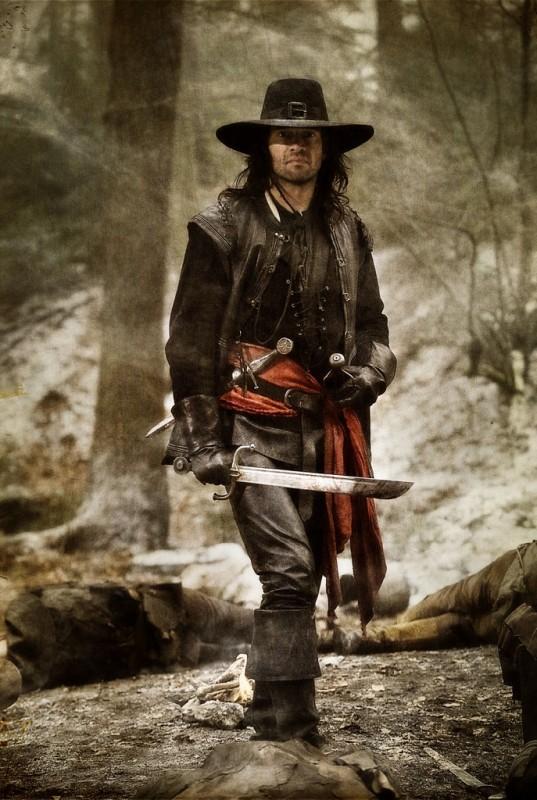 James Purefoy, protagonista del film Solomon Kane