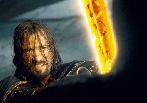 James Purefoy, vendicatore di Dio nel film Solomon Kane