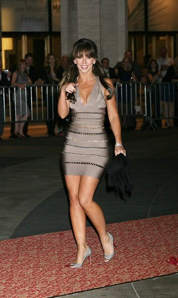 Jennifer Love Hewitt alla premiere di Sex and the City 2