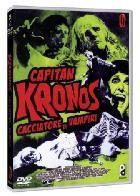 La copertina di Capitan Kronos - Cacciatore di Vampiri (dvd)