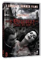 La copertina di Dracula principe delle tenebre (dvd)